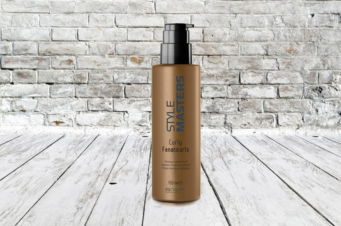 REVLON professional STYLE MASTERS Curly Fanaticurls 150ml