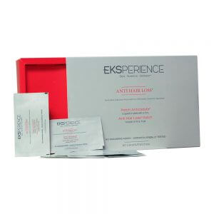 EKSPERIENCE Anti Hair Loss Patch Anticaduta 60 cerotti