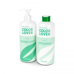 FRAMESI Color Lover Smooth Shine Shampoo and Conditioner 500ml