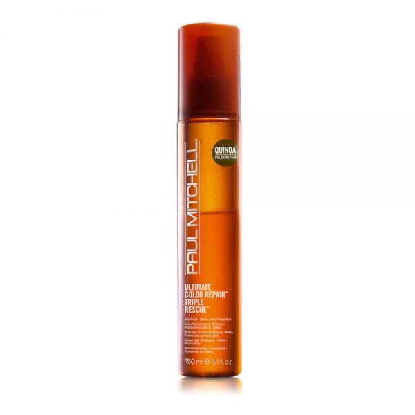 PAUL MITCHELL Ultimate Color Repair Triple Rescue 150ml Spray / Lacca / Mousse