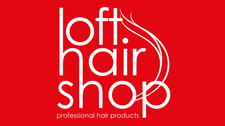 Loft Hair Shop Logo
