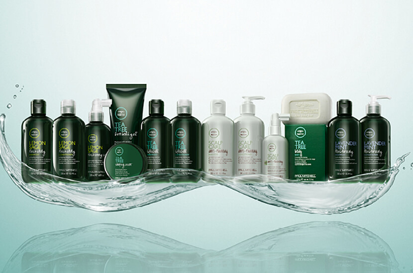Paul Mitchell Tea Tree prodotti per capelli