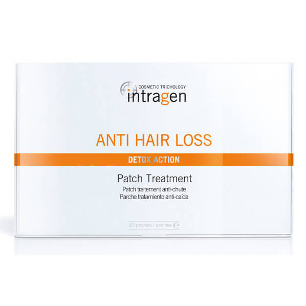 INTRAGEN Anti Hair Loss Patch Treatment 30 Patch Trattamenti