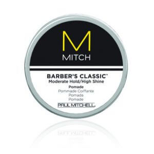 PAUL MITCHELL Mitch Barber's Classic Moderate Hold/High Shine Pomade 85gr