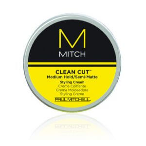 PAUL MITHCELL Mitch Clean Cut Medium Hold Semi-Matte Styling Cream 85gr