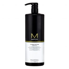 PAUL MITHCELL Mitch Double Hitter 2 in 1 Shampoo e Conditioner 1000ml