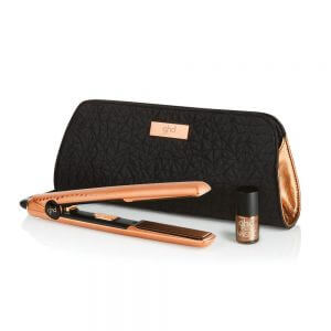 GHD Piastra V Gold Styler Premium Gift Set Copper Luxe Collection - SPEDIZIONE GRATUITA E SHOPPER OMAGGIO