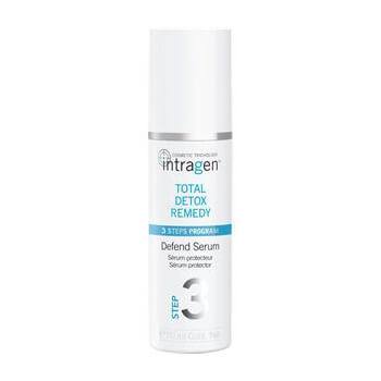 INTRAGEN Total Detox Remedy Defend Serum Step 3 50ml Sieri