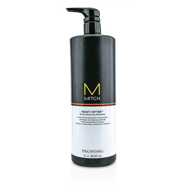 PAUL MITCHELL Mitch Heavy Hitter Deep Cleansing Shampoo 1000ml Shampoo