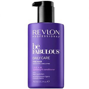 REVLON Professional Be Fabulous Daily Care Capelli Fini C.R.E.A.M. Balsamo 750ml