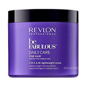 REVLON Professional Be Fabulous Daily Care Capelli Fini C.R.E.A.M. Maschera 500ml