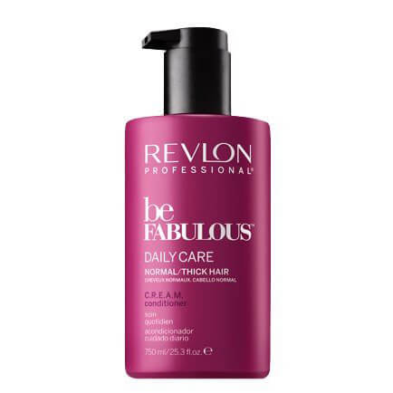 REVLON Professional Be Fabulous Daily Care Capelli Normali-Grossi C.R.E.A.M. Balsamo 750ml
