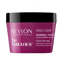 REVLON Professional Be Fabulous Daily Care Capelli Normali-Grossi C.R.E.A.M. Maschera 200ml