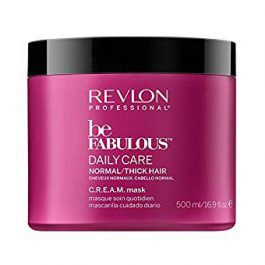 REVLON Professional Be Fabulous Daily Care Capelli Normali-Grossi C.R.E.A.M. Maschera 500ml