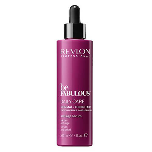 REVLON Professional Be Fabulous Daily Care Capelli Normali-Grossi Siero Anti-Età 80ml