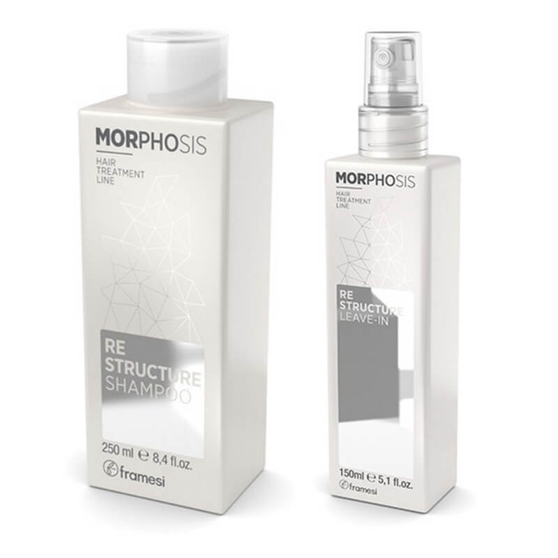 FRAMESI Morphosis Re Structure Kit Express Beauty Shampoo e Leave-in Conditioner