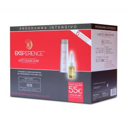 EKSPERIENCE Anti Hair Loss Kit Shampoo e Fiale