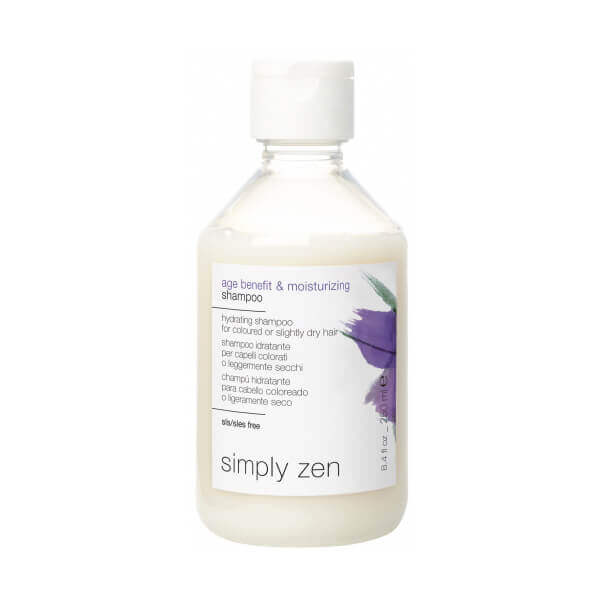 Z.One Concept Simply Zen Age Benefit & Moisturizing Shampoo 250ml