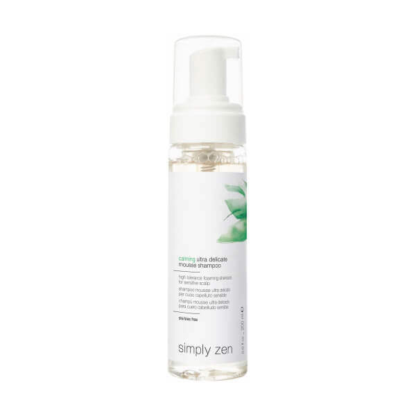 Z.One Concept Simply Zen Calming Ultra Delicate Mousse Shampoo 200ml