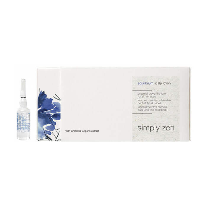 Z.One Concept Simply Zen Equilibrium Scalp Lotion 8x6ml