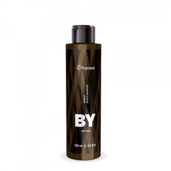 FRAMESI By Energy Black Shampoo 200ml