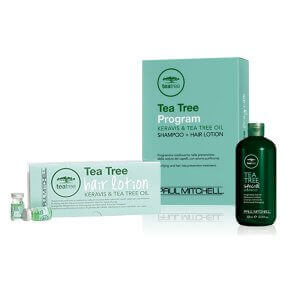 PAUL MITCHELL Tea Tree Program Shampoo e Hair Lotion Fiale