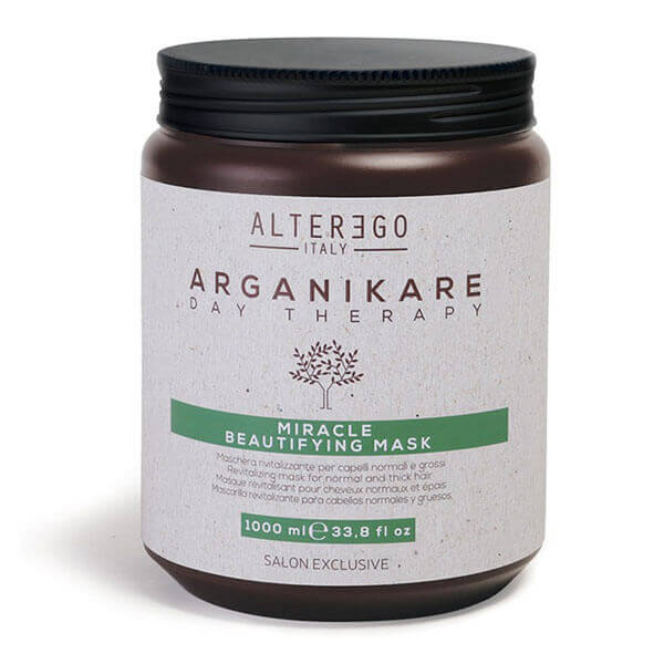 ALTER EGO ITALY Arganikare Day Therapy Miracle Beautifying Mask 1000ml