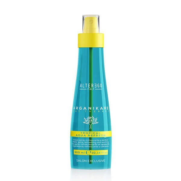 ALTER EGO ITALY Arganikare Day Therapy Tropical Aqua Refresh 300ml Solari, Spray / Lacca / Mousse