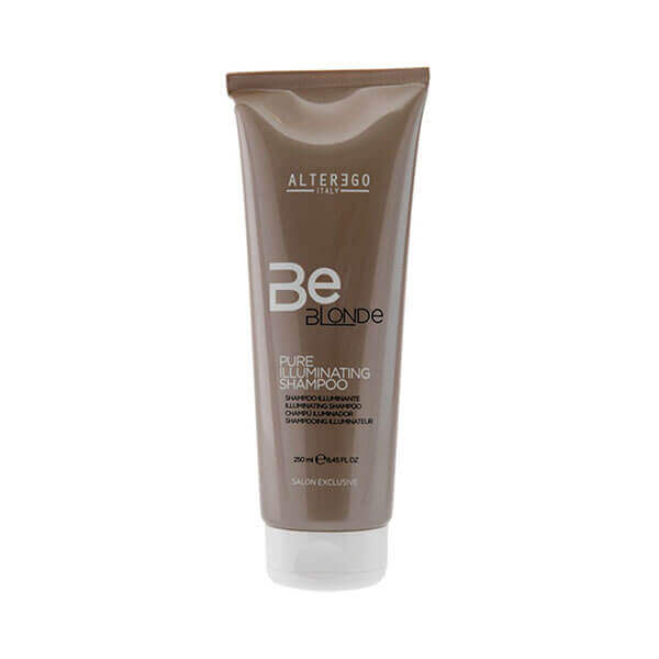 ALTER EGO ITALY Be Blonde Pure Illuminating Shampoo 250ml Shampoo