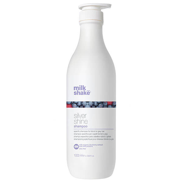 Z.ONE CONCEPT Milk Shake Silver Shine Shampoo 1000ml