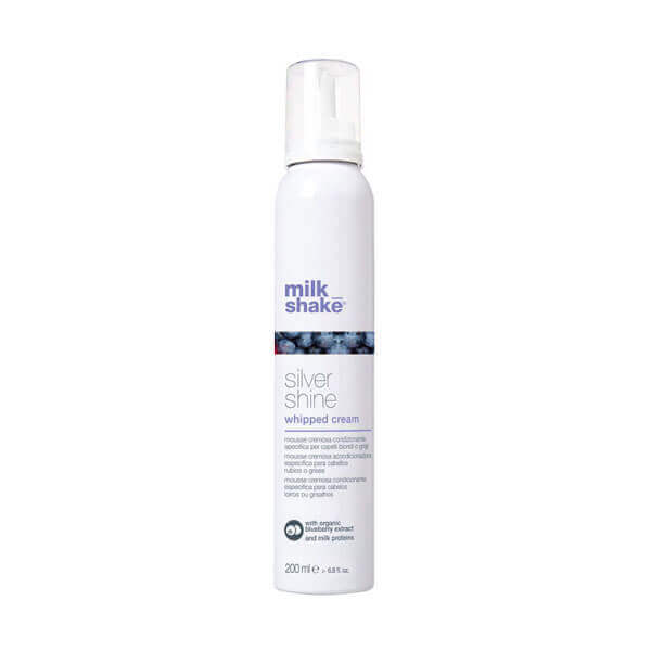 Z.ONE CONCEPT Milk Shake Silver Shine Whipped Cream 200ml
