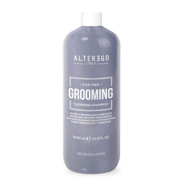 ALTER EGO ITALY Grooming Cleansing Shampoo 1000ml Shampoo