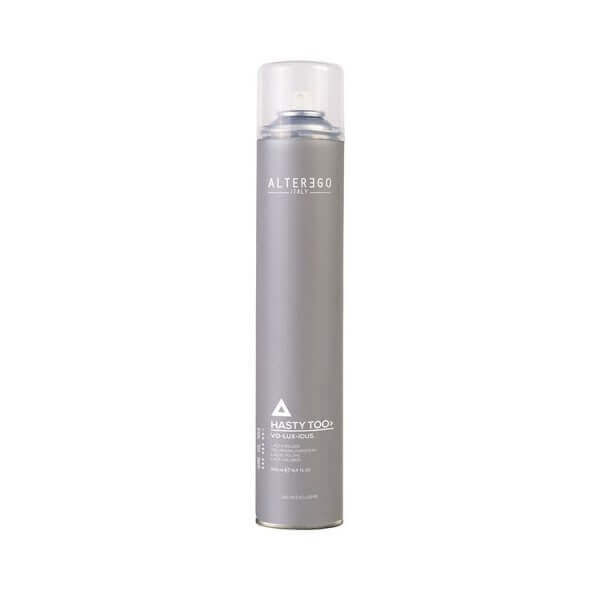 ALTER EGO ITALY Hasty Too Voluxious Hairspray 500ml Spray / Lacca / Mousse