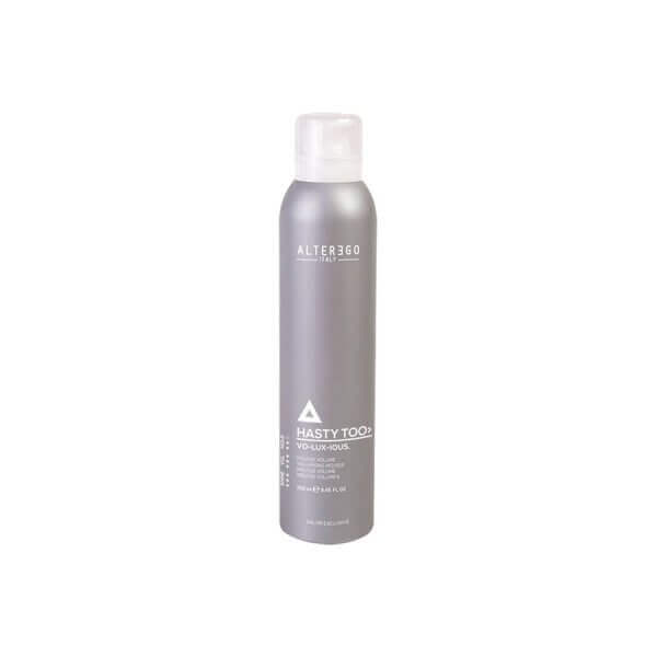 ALTER EGO ITALY Hasty Too Voluxious Mousse 250ml Spray / Lacca / Mousse