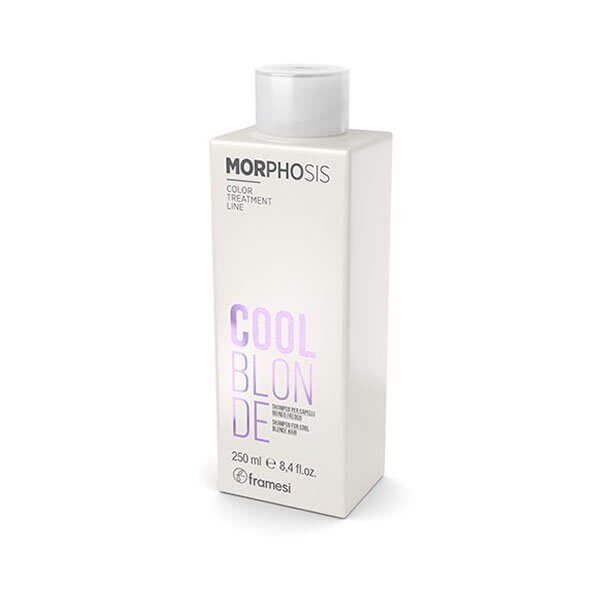 FRAMESI Morphosis Cool Blonde 250ml Shampoo
