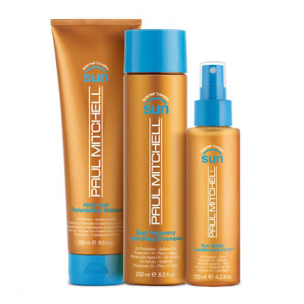 super popular arrives detailed images PAUL MITCHELL Sun Kit Capelli - TELO IN OMAGGIO