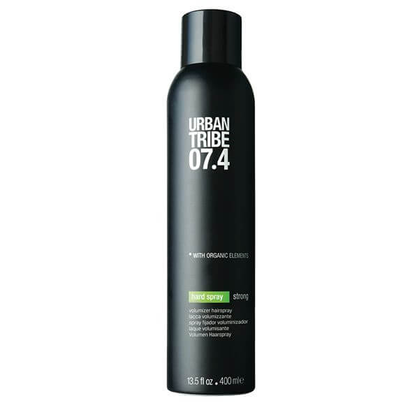 URBAN TRIBE Hold 07.4 Hard Spray 400ml Spray / Lacca / Mousse