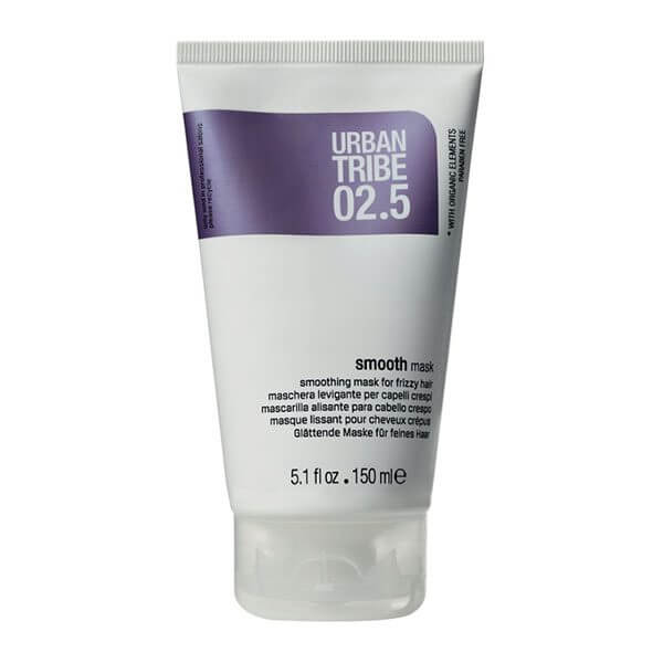 URBAN TRIBE Smooth 02.5 Mask 150ml Maschere / Creme