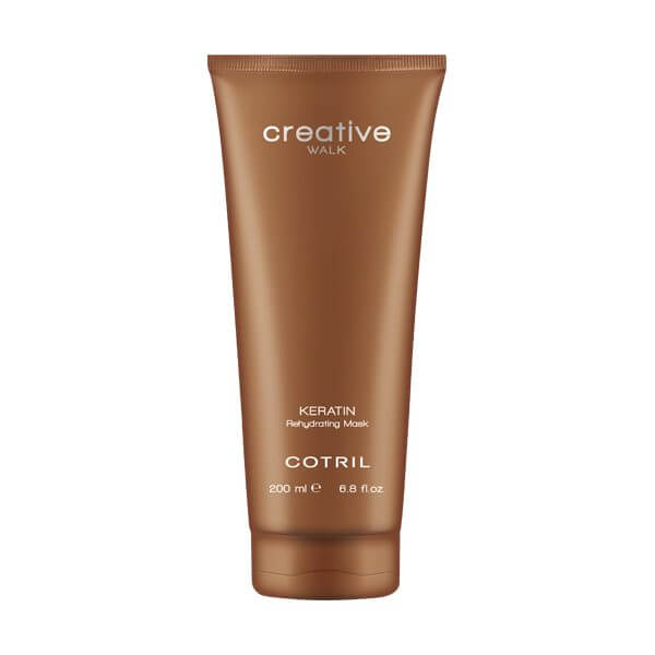 COTRIL Creative Walk Keratin Rehydrating Mask 200ml Maschere / Creme