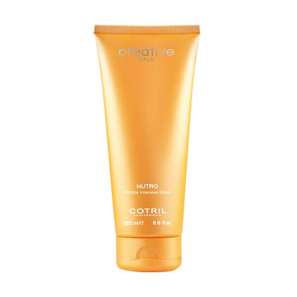 COTRIL Creative Walk Nutro Miracle Intensive Mask 200ml Maschere / Creme