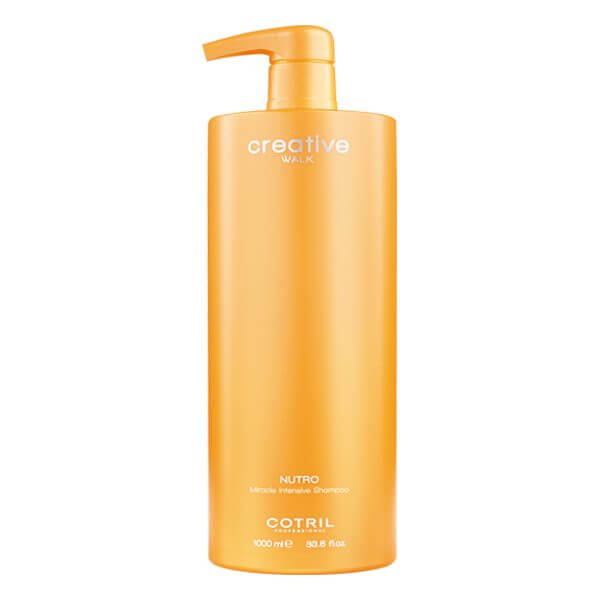 COTRIL Creative Walk Nutro Miracle Intensive Shampoo 1000ml Shampoo