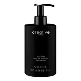 COTRIL Creative Walk Silver Mask for Blonde and Bleached Hair 500ml