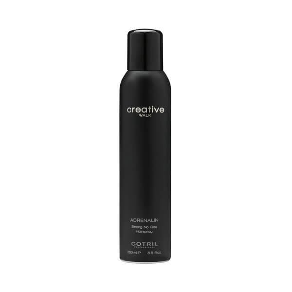 COTRIL Creative Walk Adrenalin Strong No Gas Hairspray 250ml Spray / Lacca / Mousse