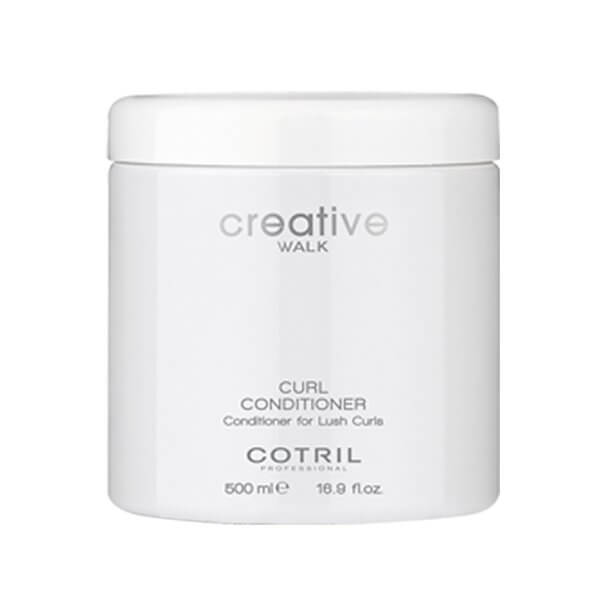 COTRIL Creative Walk Curl Conditioner 500ml Conditioner / Balsami