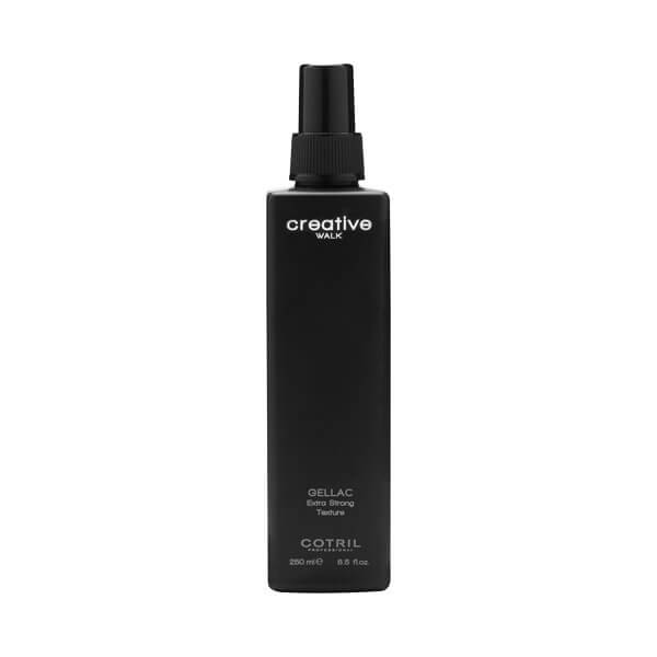 COTRIL Creative Walk Gellac Extra Strong Texture 250ml Cere / Gel, Spray / Lacca / Mousse