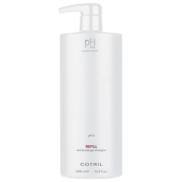 COTRIL Ph Med Refill Anti Breakage Shampoo 1000ml Shampoo