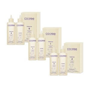 COTRIL Color Wave Coaree 0 Resistant Hair 90ml + 100ml