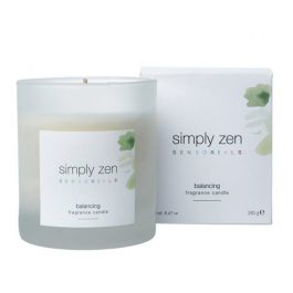 Z.ONE CONCEPT Simply Zen Sensorials Balancing Fragrance Candle 240gr