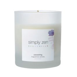 Z.ONE CONCEPT Simply Zen Sensorials Cocooning Fragrance Candle 240gr