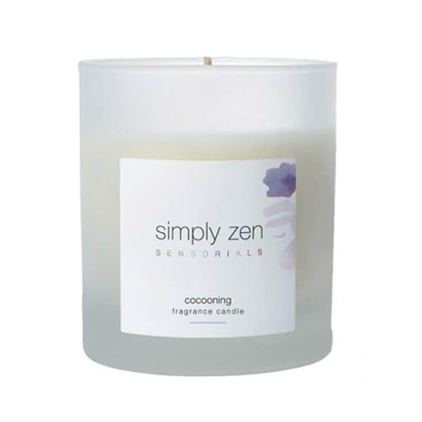 Z.ONE CONCEPT Simply Zen Sensorials Cocooning Fragrance Candle 240gr Corpo / Ambiente